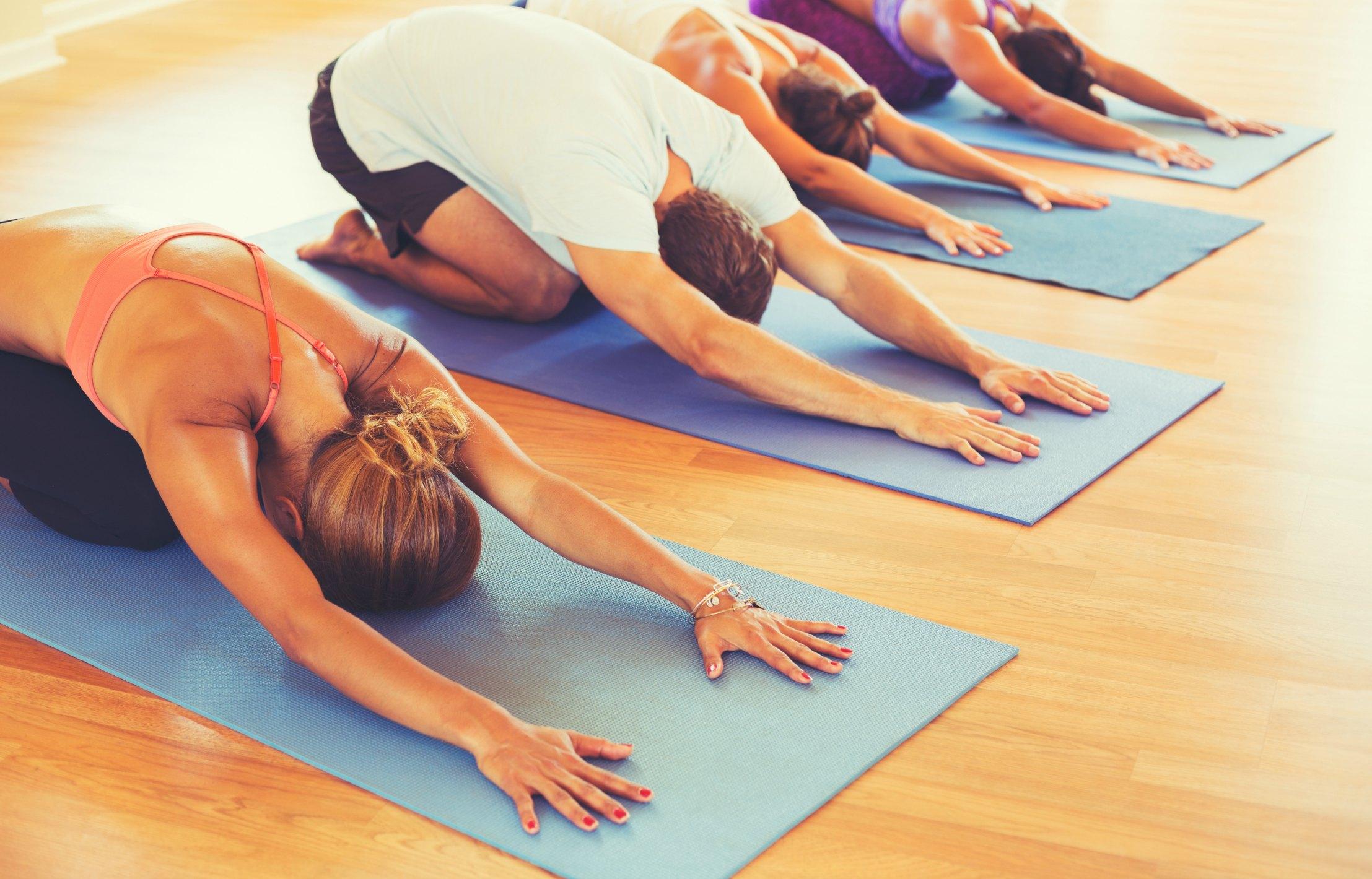 yoga 40 grados rosario