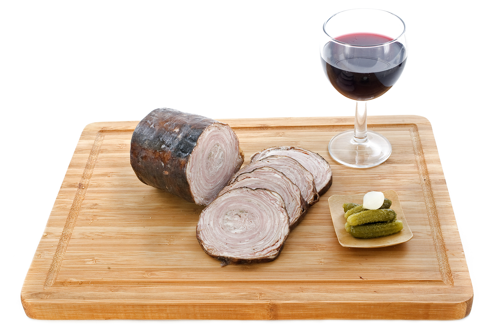 Andouille Sausage And Red Wine